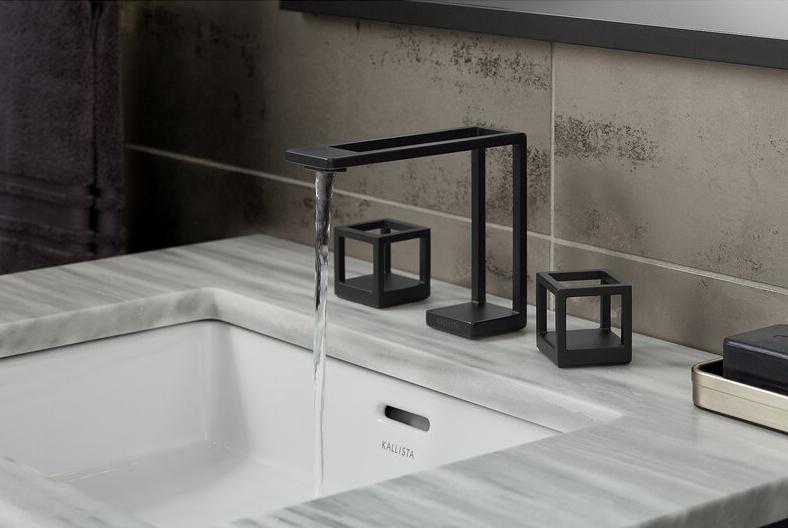 Kallista CU-BL Grid Sink Faucet
