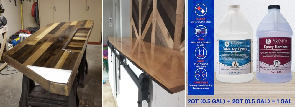 Clear Table Top Epoxy Resin That Self Levels