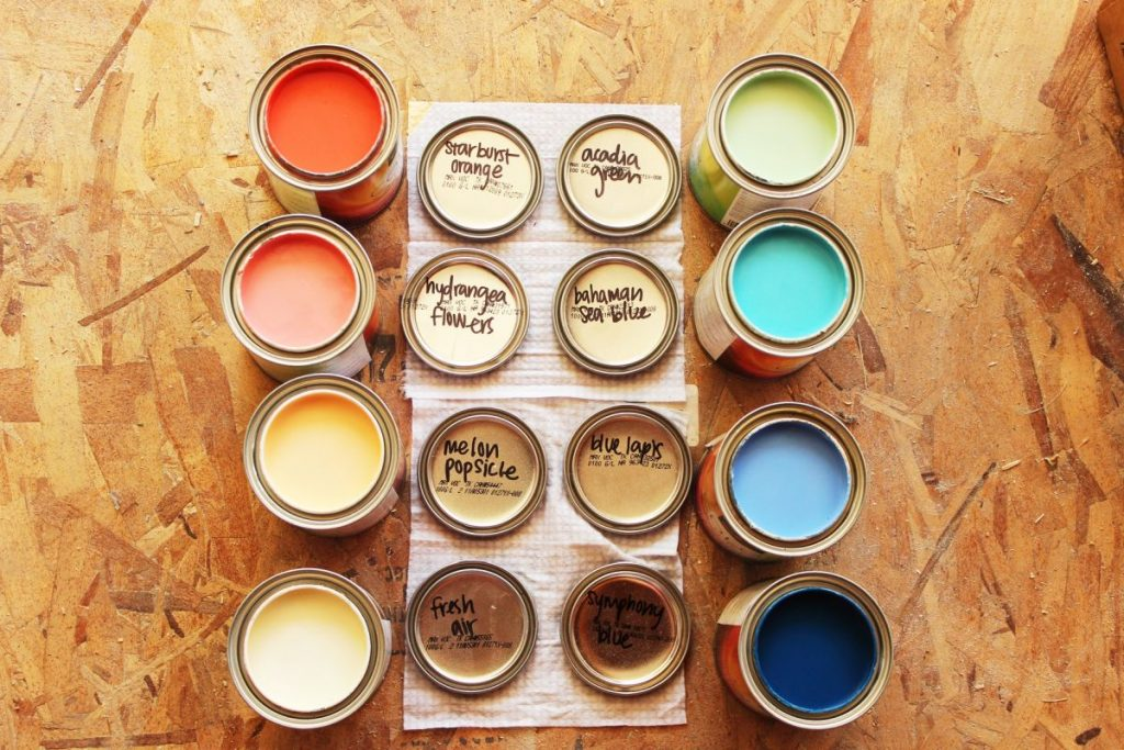 how to pick the color for dresser