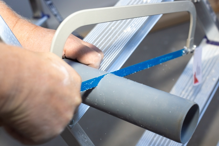 How To Cut PVC Pipe With A Handsaw