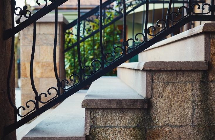 Do You Need Railing for Concrete Steps?