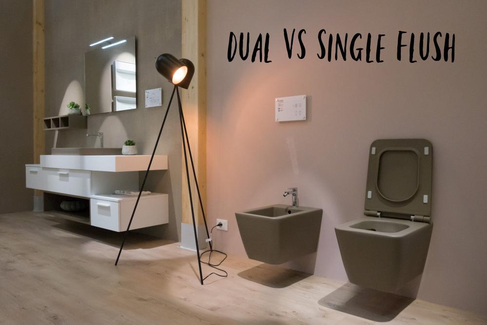 Dual VS Single Flush