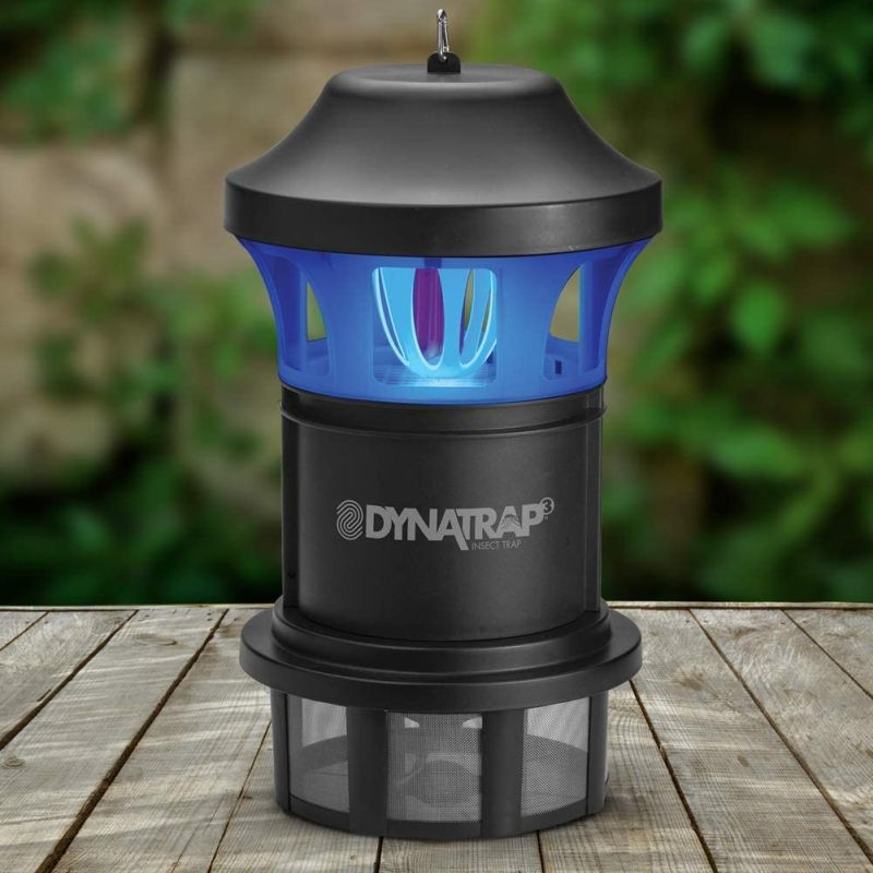 DynaTrap DT1775 1 Acre XL Mosquito and Insect Trap with AtraktaGlo Light