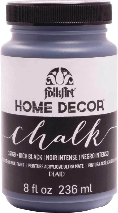 FolkArt 34169 Home Decor Chalk Furniture & Craft Paint in Assorted Colors