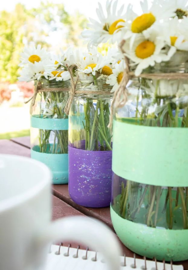 Friendly Summer Table Decorations