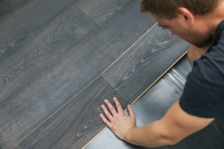 How To Install Vinyl Floor Over Tile