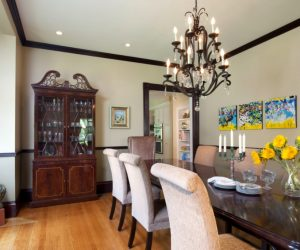 What Is the Perfect Height For Chair Rail Molding?