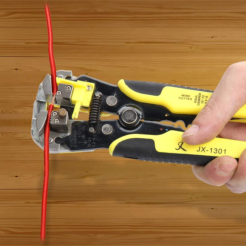 KOTTO Wire Stripper Crimping Tool Kit