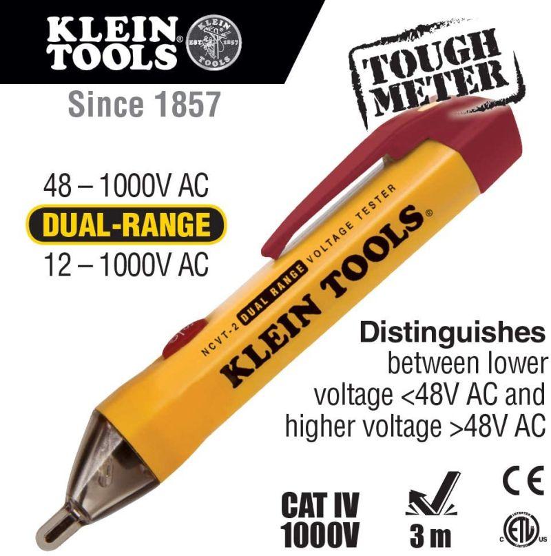 Klein Tools NCVT-2 Voltage Tester