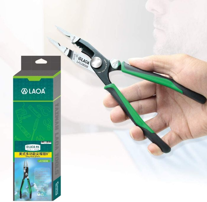LAOA Needle-nose Pliers with stripper