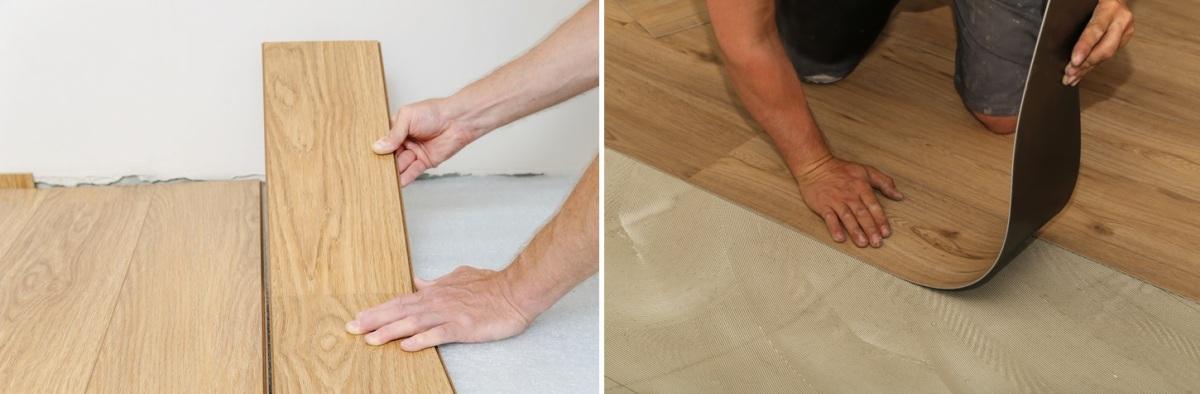 Laminate Vs Vinyl Flooring How To Choose, How To Choose Laminate Flooring
