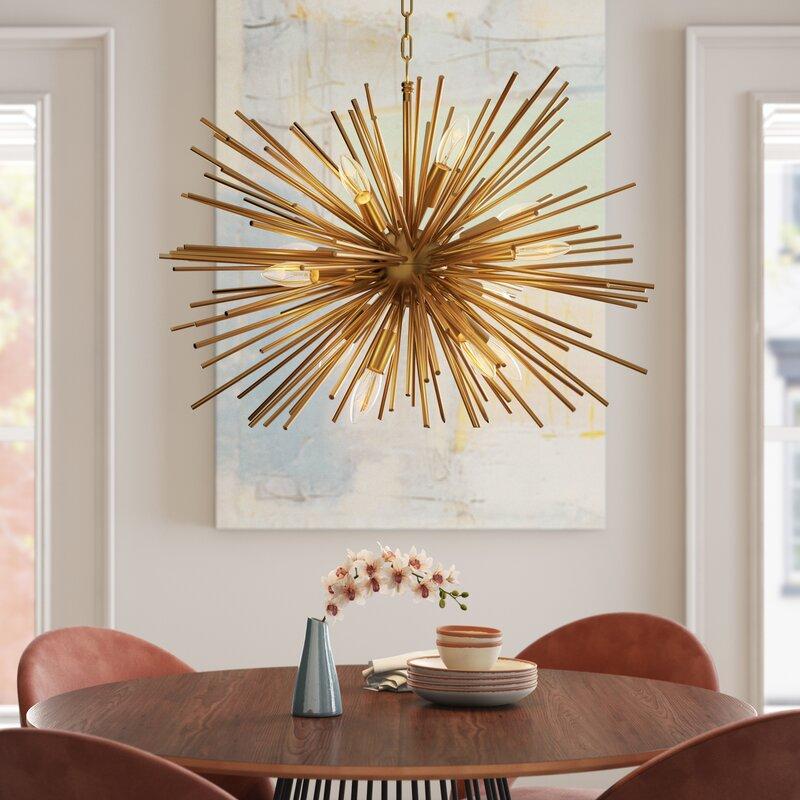 Light Sputnik Sphere Chandelier