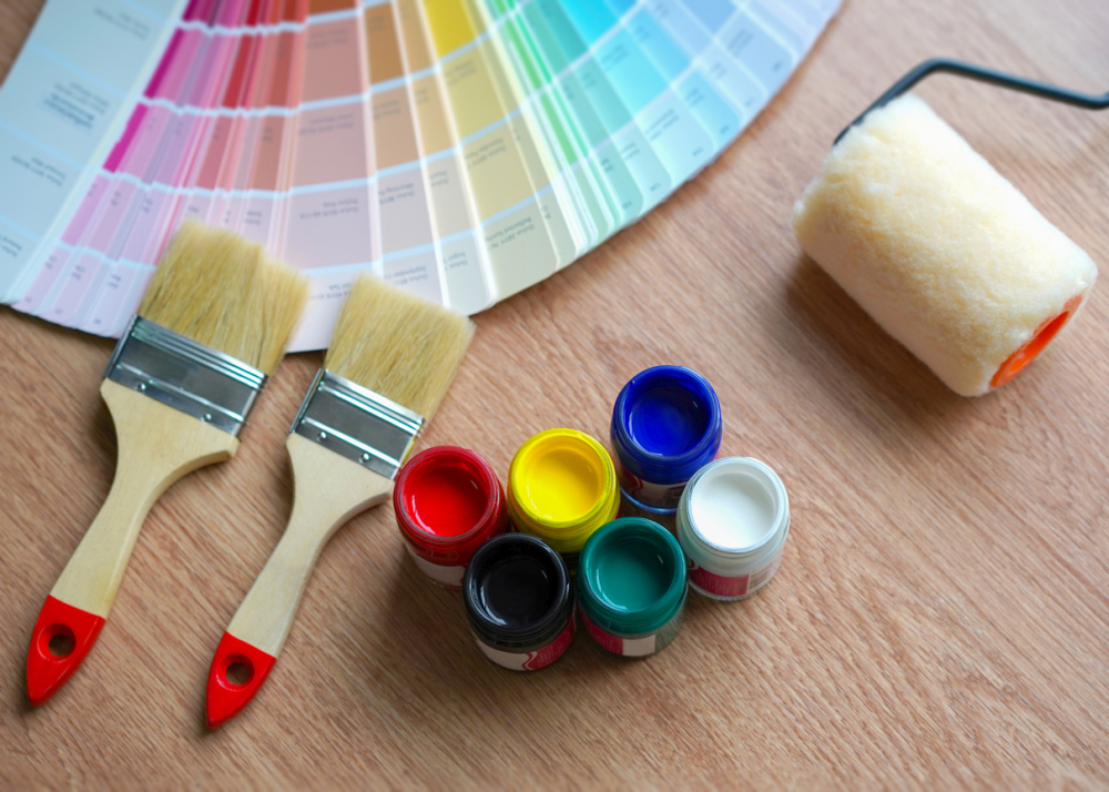 Methods To Matching Paint