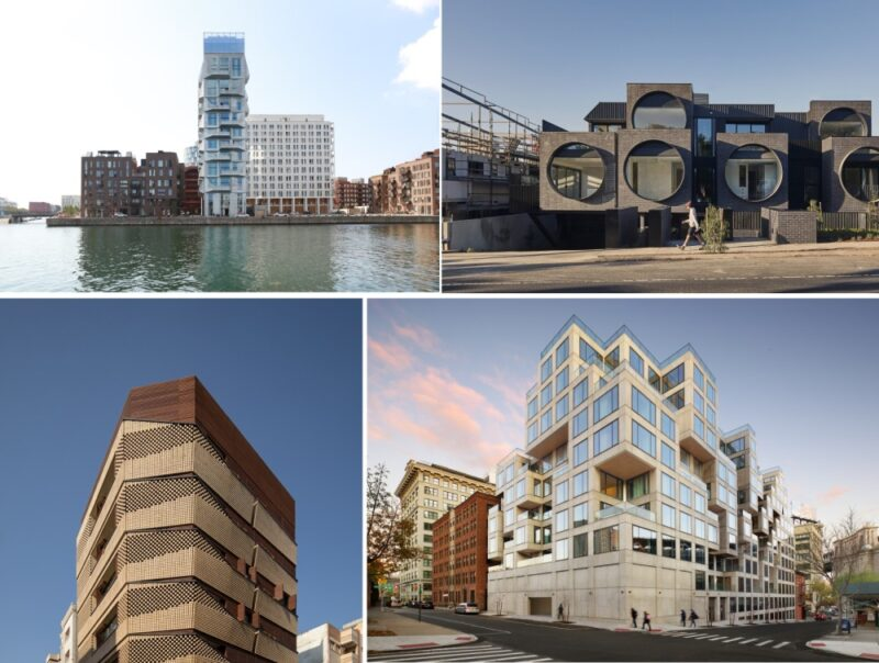These Designs Will Make You Think Differently About Modern Apartment Buildings