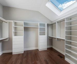The Perfect Walk-In Closet Dimensions