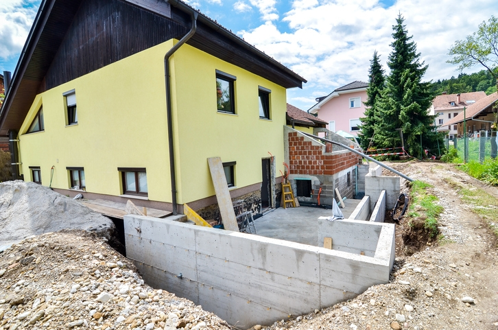 Types Of Foundation In Private Homes