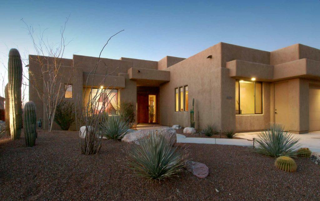 Southwest Contemporary Home