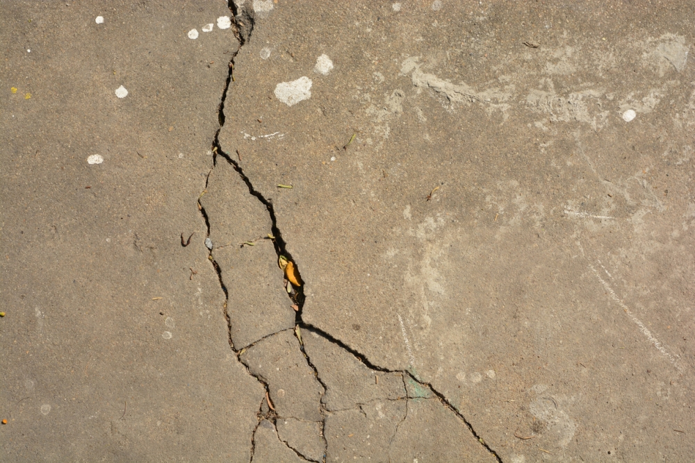 Specific Types Of Foundation Cracks