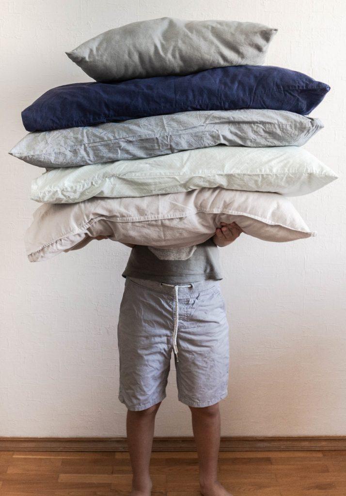 standard pillowcase size