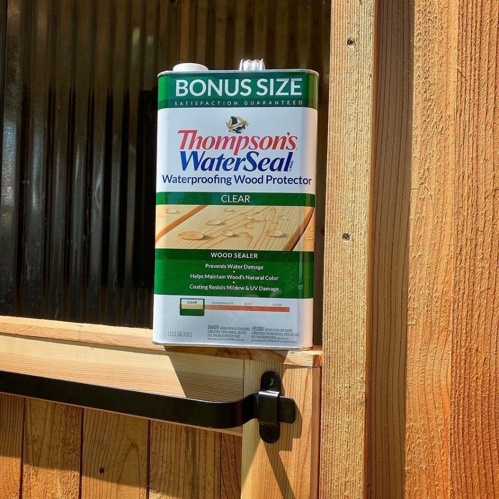 thompson's water seal clear