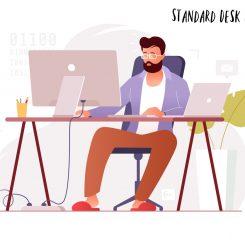 Standard Desk Dimensions