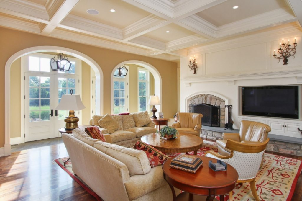 Why Paint A Beige Living Room
