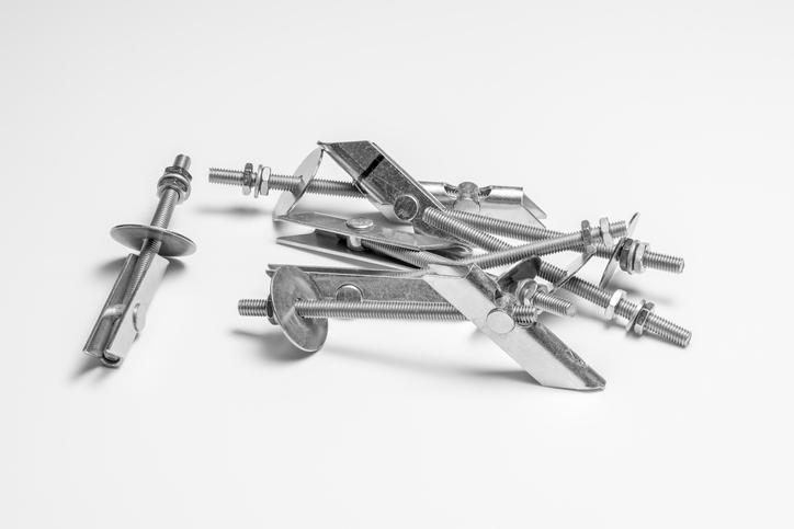 drywall Toggle bolts