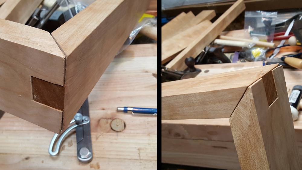 Step 2: Fitting The joint