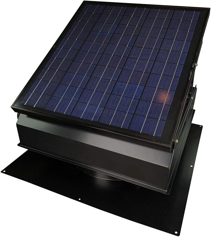 30-Watt Solar Attic Fan