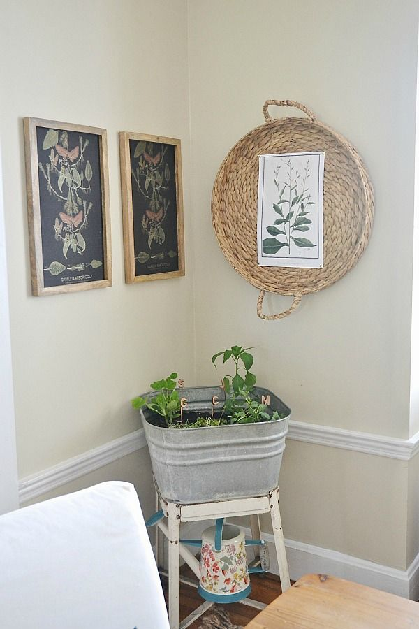 How To Enhance Your Home Decor With Wall-Hanging Baskets