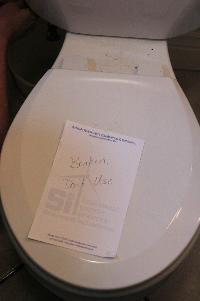 How To Fix Toilet Bubbles
