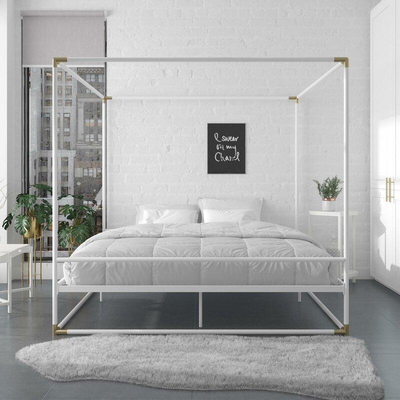 Celeste Canopy Bed