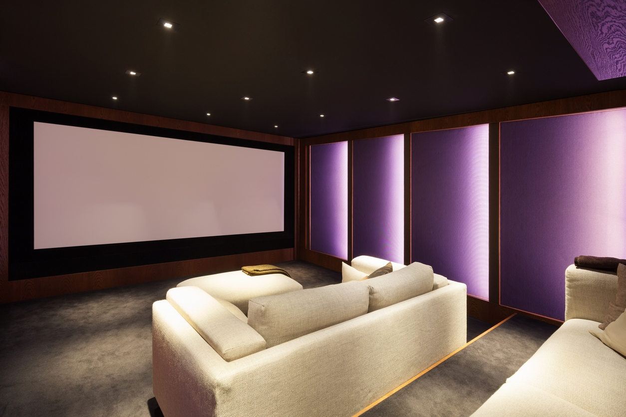 Choose the home theater seating