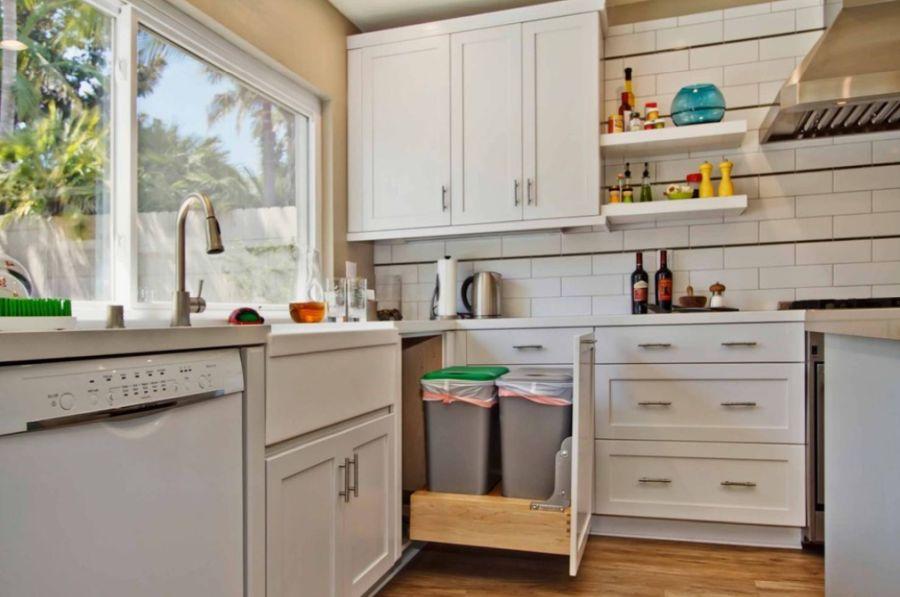 Contemporary Kitchen, San Diego
