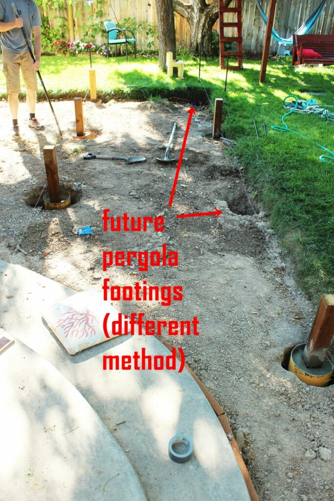 The Two Methods - Concrete Fence Posts