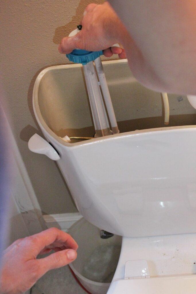 Toilet Isn't Flushing