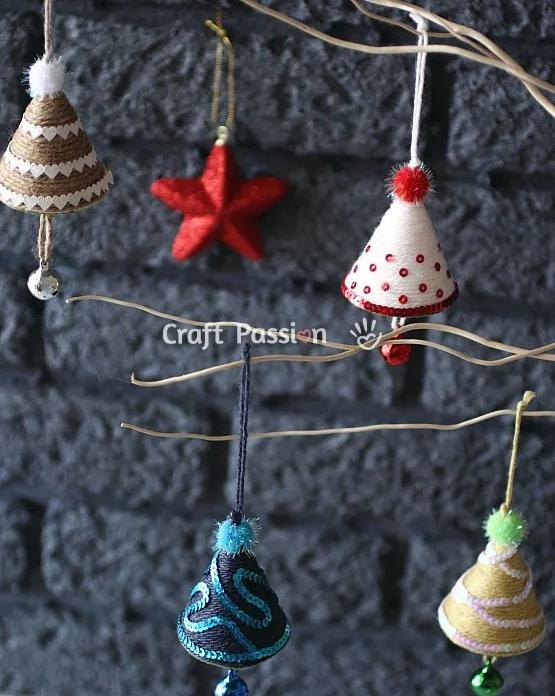 Elf Hat Christmas Ornaments