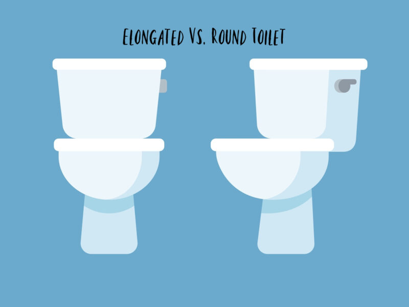 Elongated Vs. Round Toilet: Which is Superior?