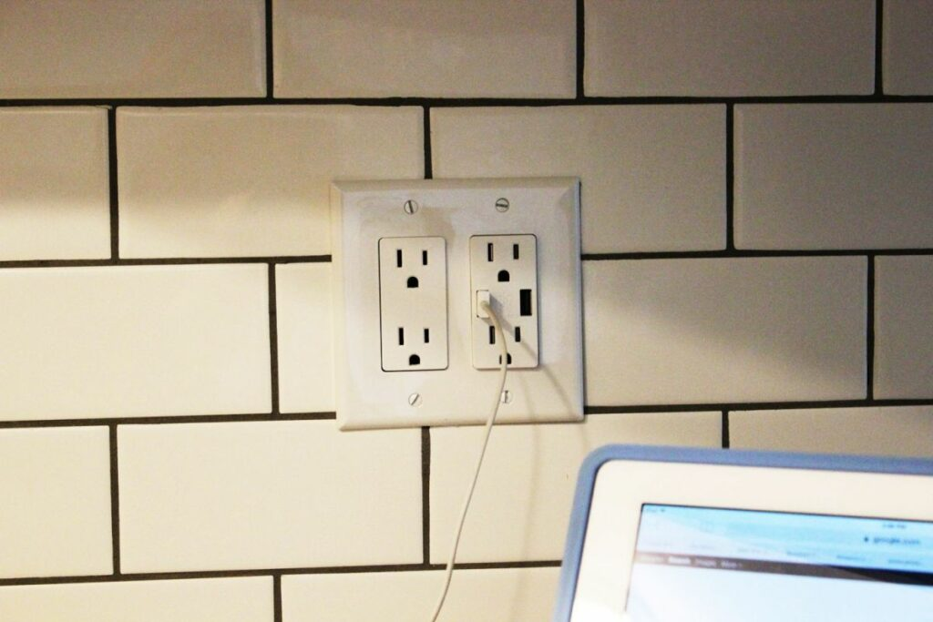GFCI Receptacle Different
