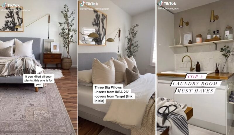 These Top 10 TikTok Design Accounts Will Make You Want To Redecorate Right Now