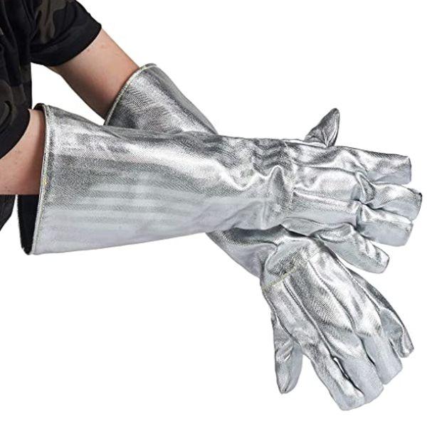 Holulo High Temperature Kevlar Aluminized Glove