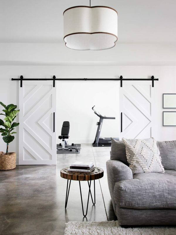 How to Build and Install a Double Barn Door
