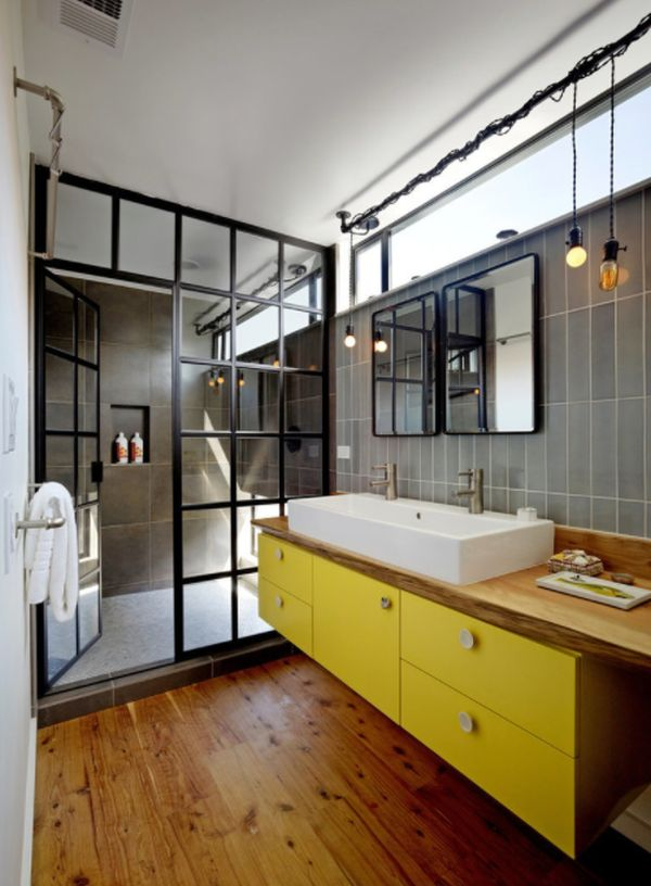 Natural light and cool dividers