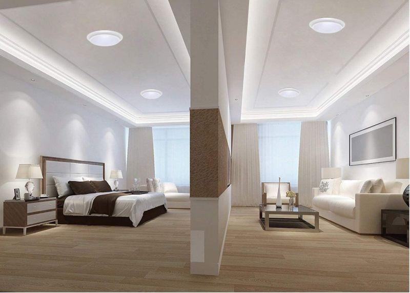 LIT-PaTH LED Flush Mount Ceiling Lighting Fixture