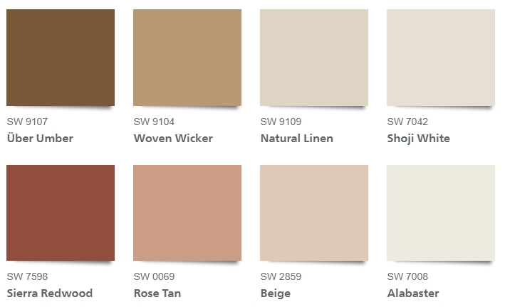 MODE is Sherwin-Williams 2022 Colormix® Forecast