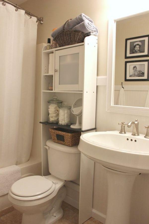 Modern Farmhouse Small Bathroom Remodel before