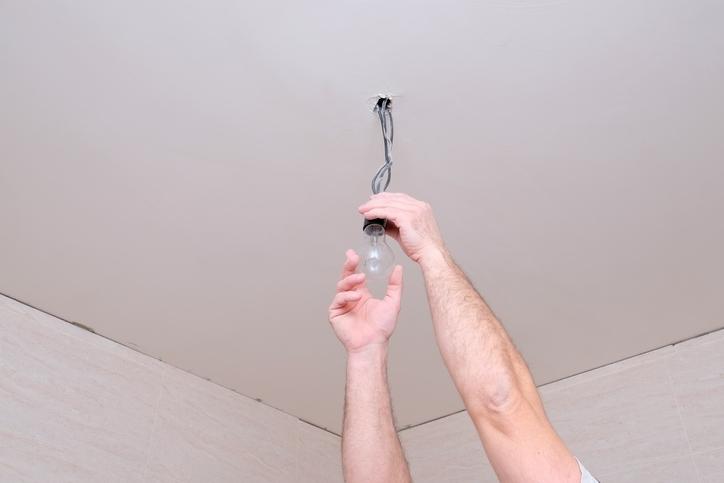 Remove A Broken Light Bulb