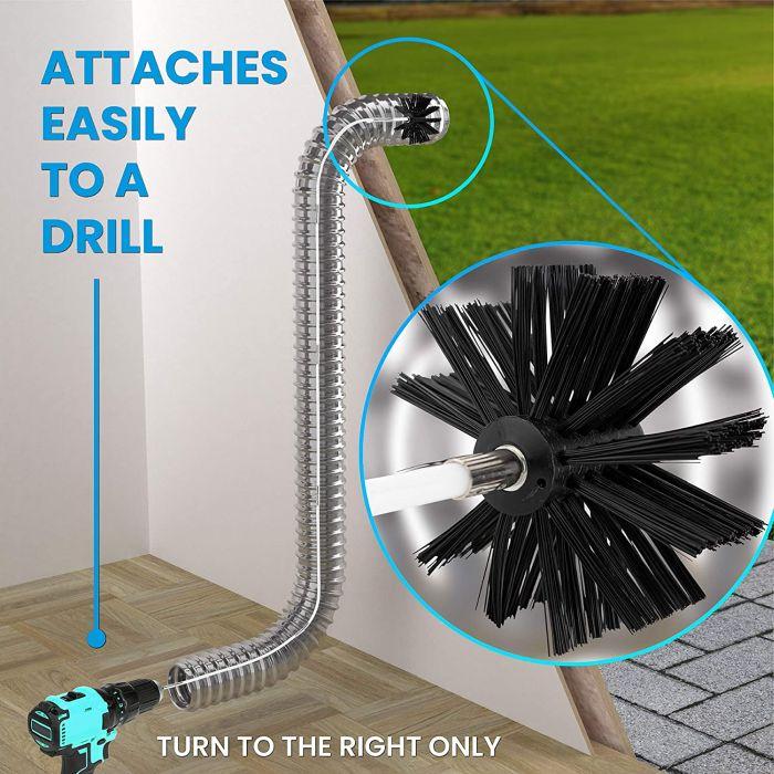 Smart House Inc Dryer Vent Cleaner Kit