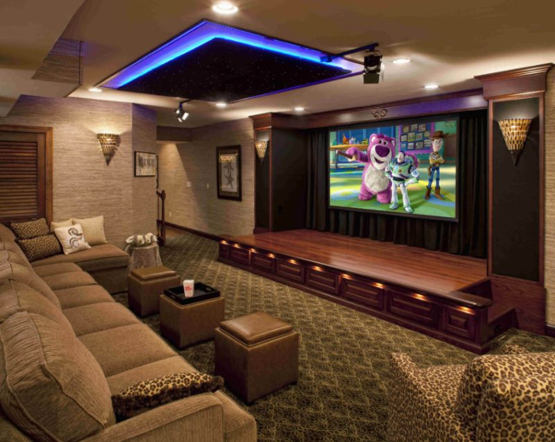 Home Performance Theater