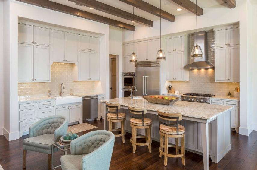 Greige Kitchen Cabinets Ideas